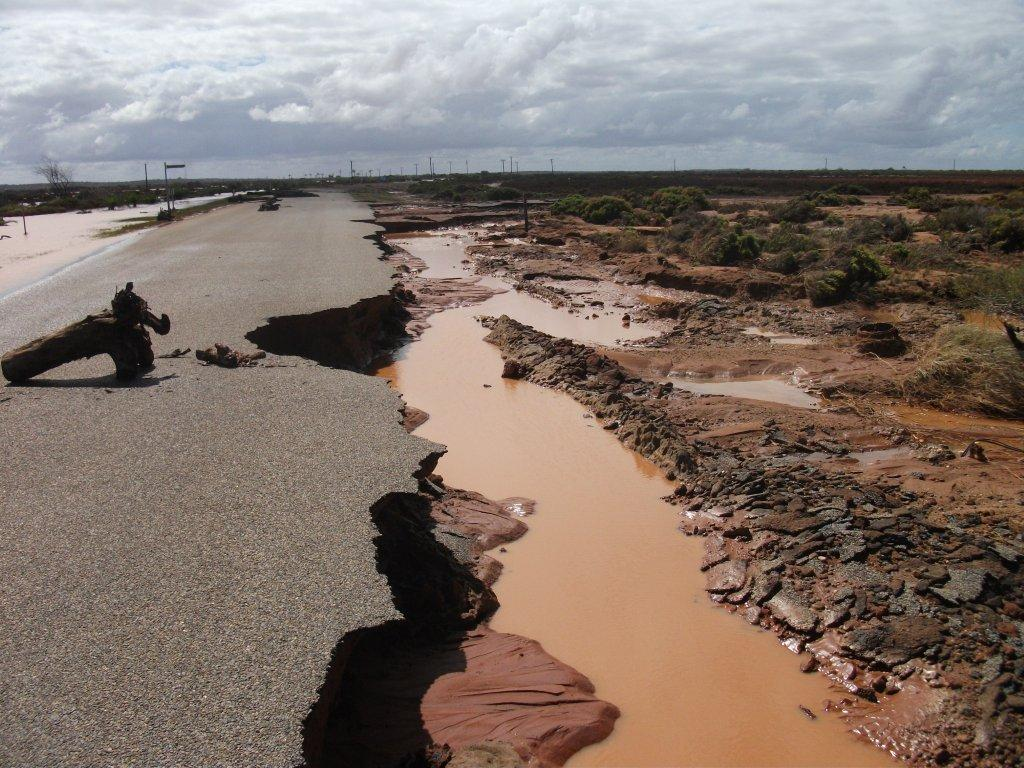 Carnarvon floods | Fishing - Fishwrecked.com - Fishing WA. Fishing Photos & Videos