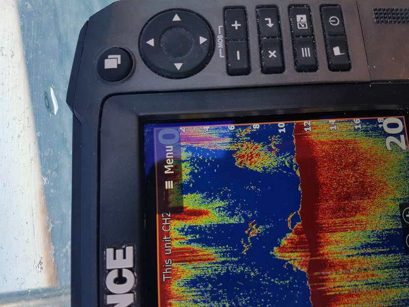 Lowrance Sounders | Fishing - Fishwrecked com - Fishing WA