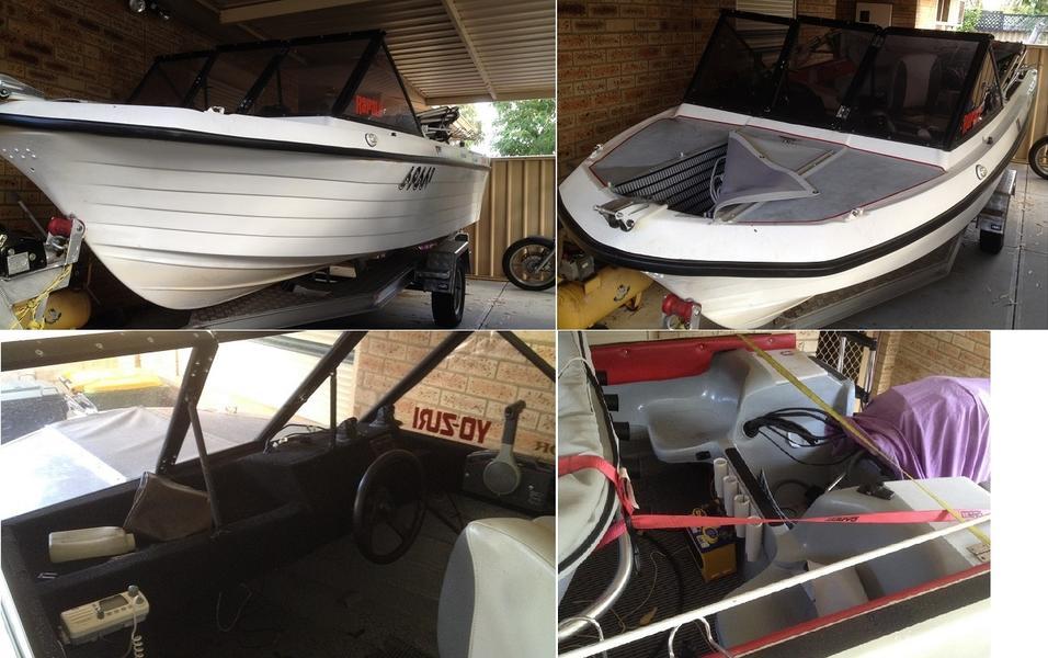 Boat Motor Id Help Insurance Fishing