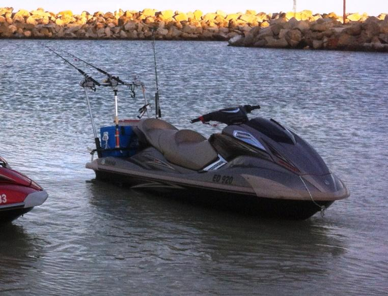 Jigging advice fishing fishing wa for Best jet ski for fishing