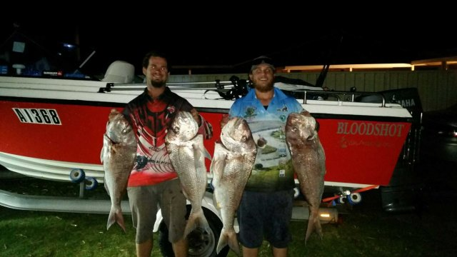 2nights snappers bash