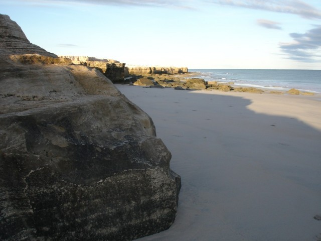 Beach at Port Smith