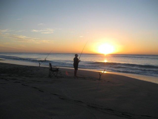mauds landing sun set fishing rod holders alsbeachmate