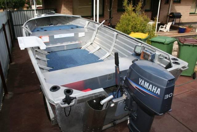 Bermuda 4 1 30hp Yamaha Fishing Fishwrecked Com
