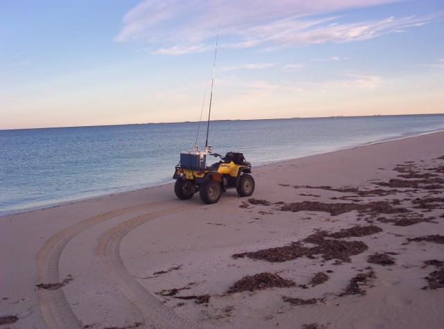 You gota love Jurien-Cervates coast line