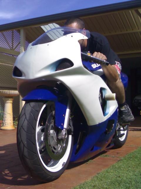 some say race bike!