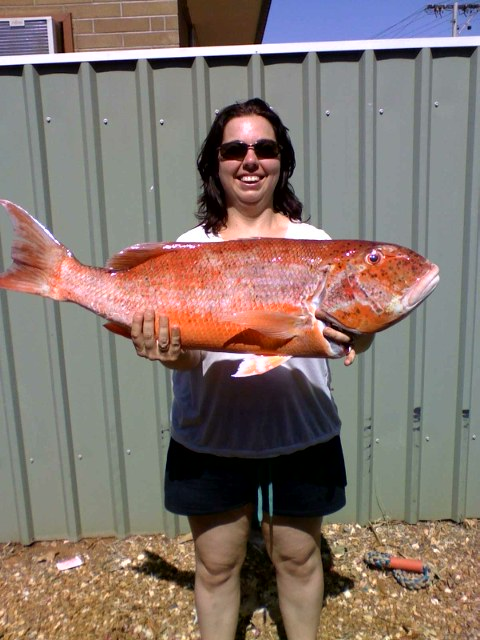 Nice Karratha caught chinaman!