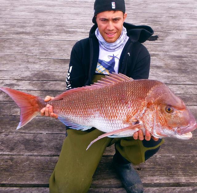 PB - Land Based 8kg Snapper