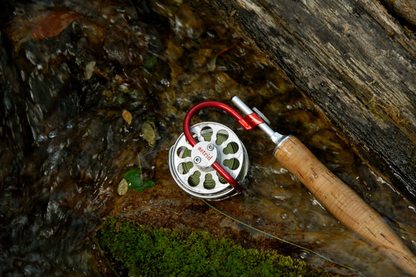 Interesting fly reel