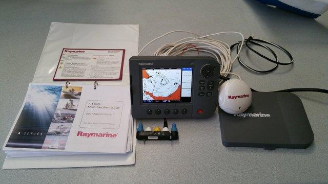 **Raymarine A70 MFD GPS for sale**