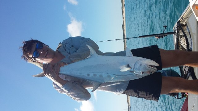 Queenfish pb broome