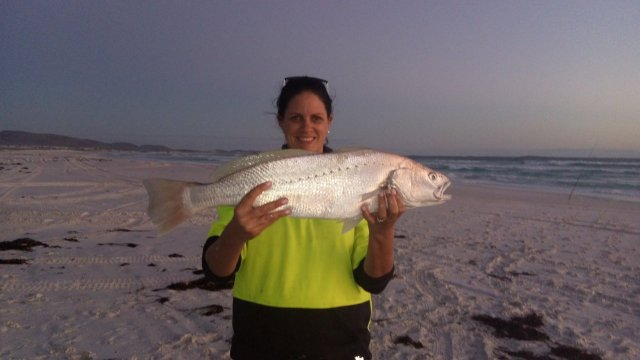 Nothing like a good mulloway!!
