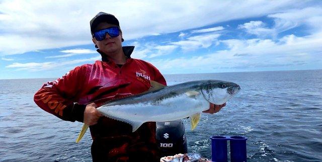 9kg Kingy, Tutukaka NZ