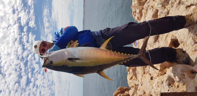 PB land based tuna