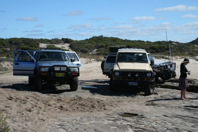 4bies into Soft Beach
