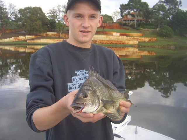 Bream from saturday