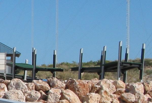 Bundegi ramp walkway - to be installed
