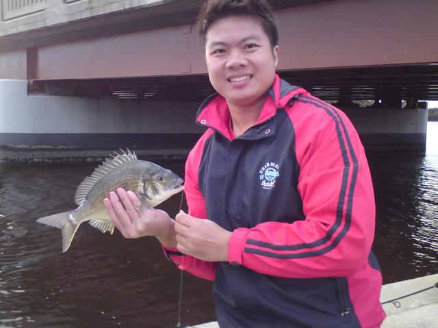My first bream