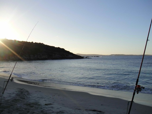 Bremer bay fishing trip