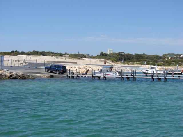 woodie point public ramp sharkfishman