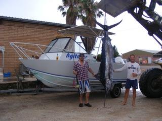 Jurien Blue Marlin