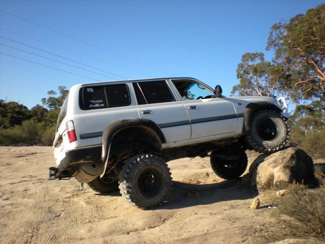Honsu chin The 4x4 for you