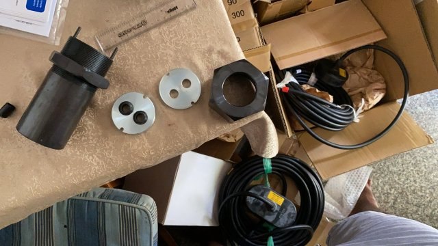 Transducer mounting advice