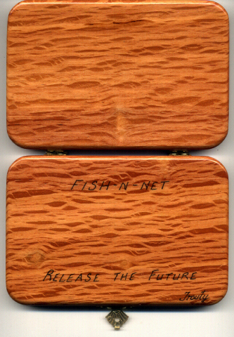Reverse Side of Sheoke Flybox