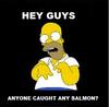 anyone got any salmon?