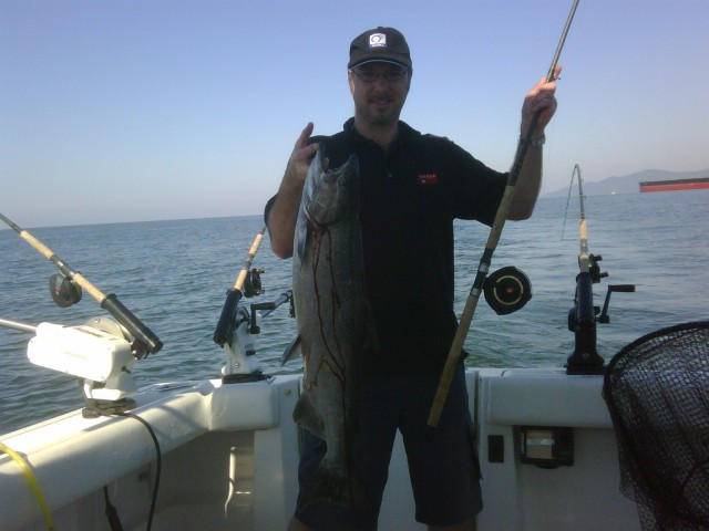 Chinook Salmon from Canada