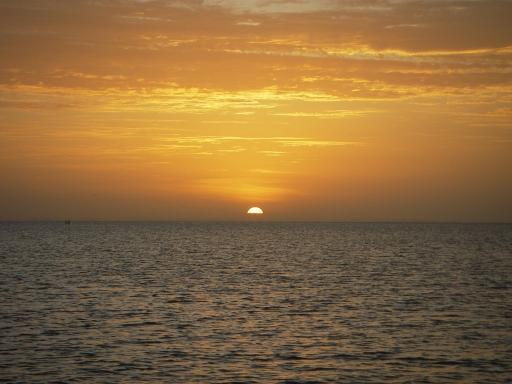 Nickol bay sunrise
