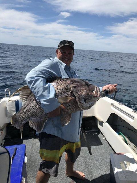 last weekend fish 18.85 kg