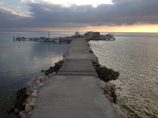 stone jetty , abrolhos