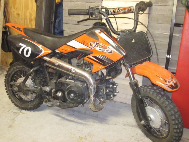 dirt bike f/s