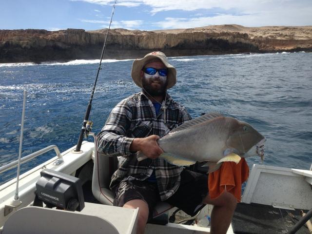 Dirk hartog baldie fishing fishing for Dirk s fish