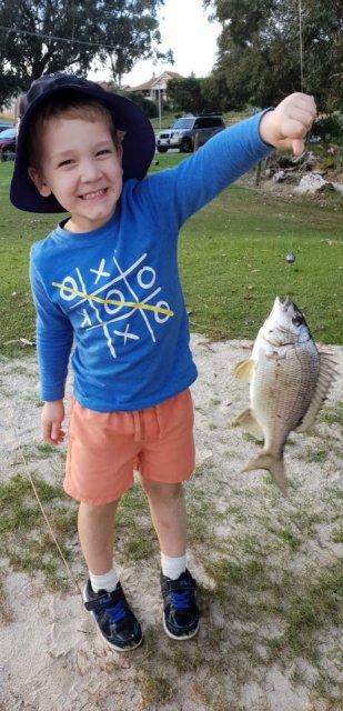 One happy little dude  :)