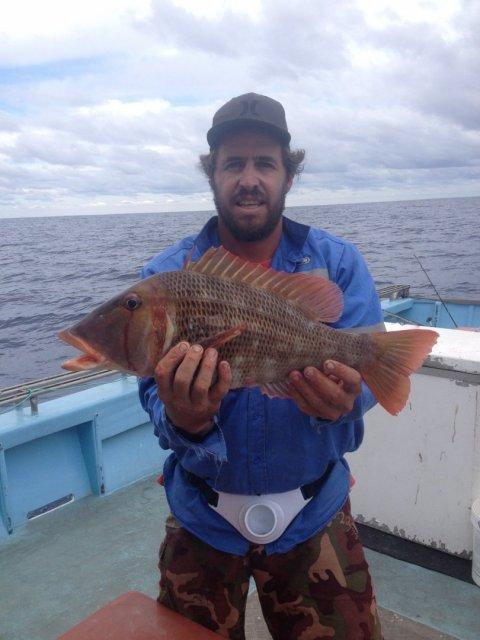 PB Redthroat 59cm