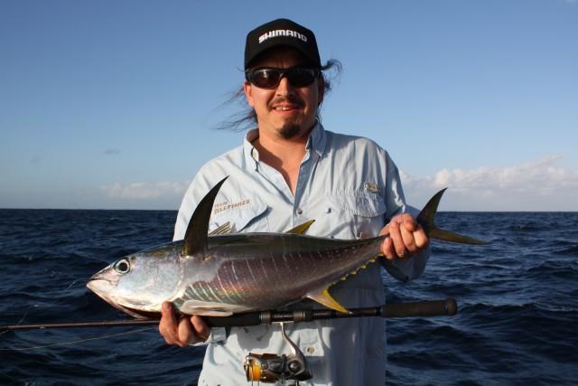 Port Stephens Yellowfin