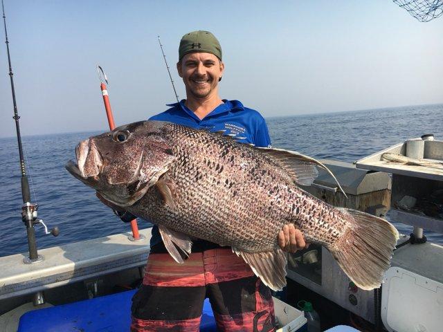 mild_to_wild's (chris) 24kg dhufish off bunbury