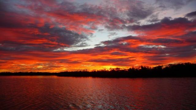 C'fin sunrise