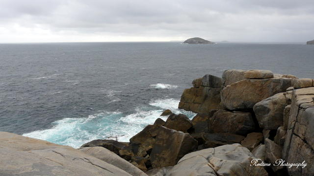 Rugged Coastline Near Albany