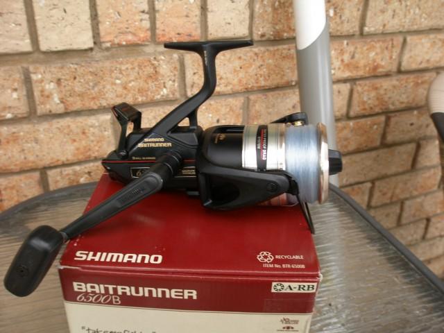 Shimano Baitrunner 6500B for sale