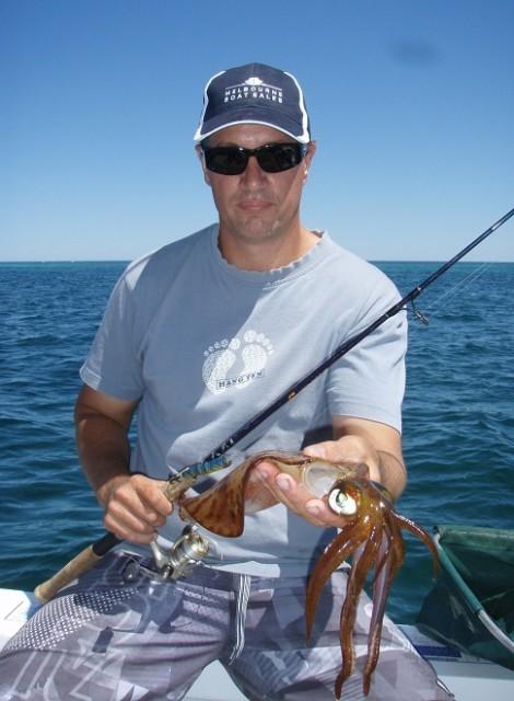 John F's squid.