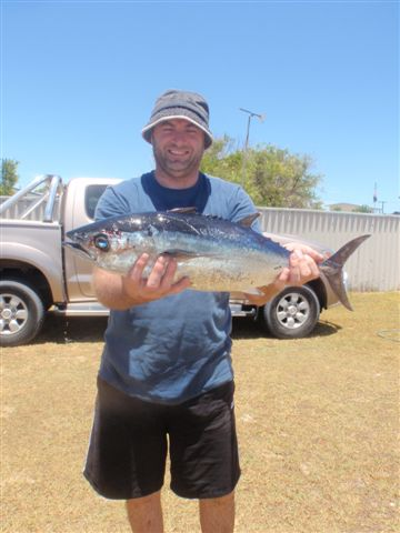 Monday Fishing - Lancelin