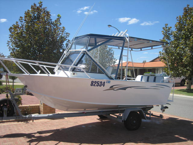 For Sale Koolyn Kraft 16ft runabout