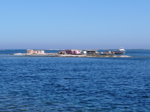 SOUTHERN GROUP , ABROLHOS