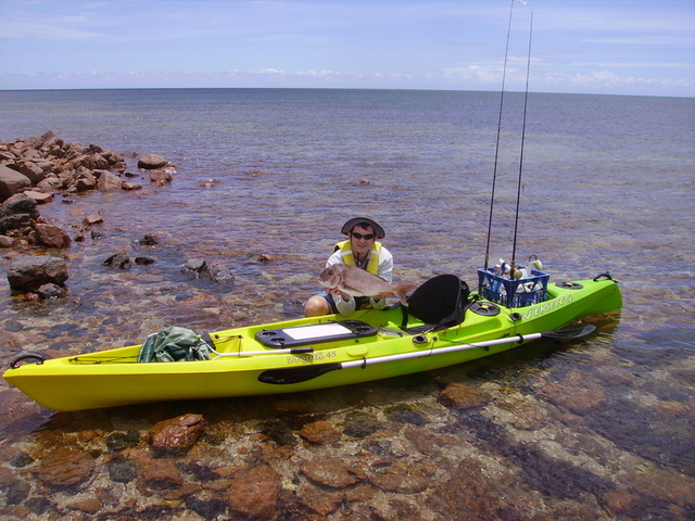 Kayak Snapper