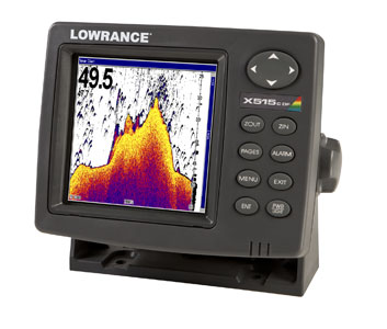 Repost, For sale, Lowrance X515CDF