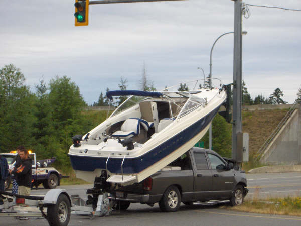 How to Load a Boat onto a Ute ( IF YOUR A KIWI )...