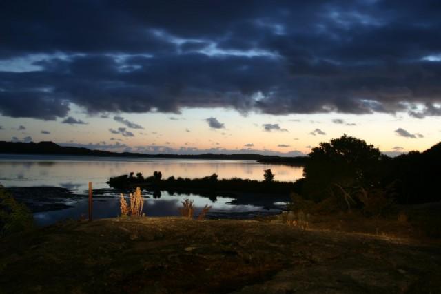 Irwin Inlet Sunset 2